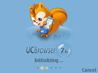 UC Browser 7.6