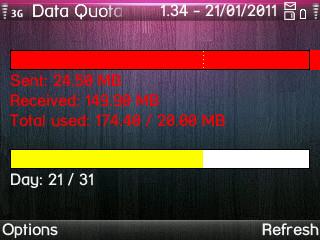DataQuota 1.34