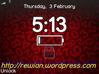 Digitalfootmark Lock Screen v0.16 (98)
