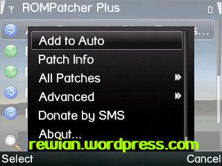 RomPatcher 2.6