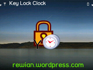 Key Lock Clock 1.12
