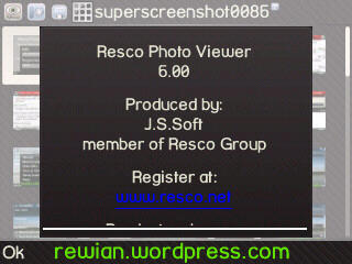 Resco Photo Viewer 6.0
