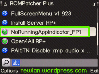 NoRunningAppIndicator_FP1.rmp