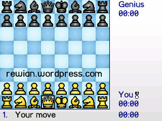 chess genius