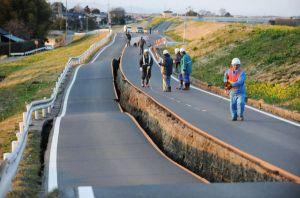 Kejadian Unik Setelah Jepang Gempa