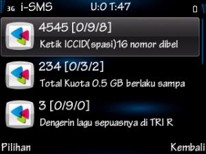 Free I-SMS v1.12 s60v3