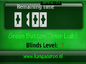 Green Button Timer Light v1.0.0 S60v3