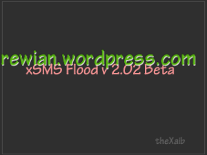 xSMS Flood v2.02 Beta