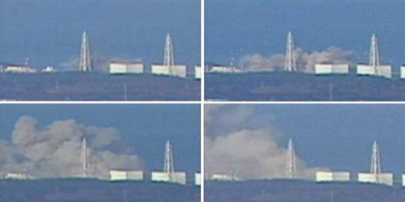 Penyebab Reaktor Nuklir Jepang Meledak