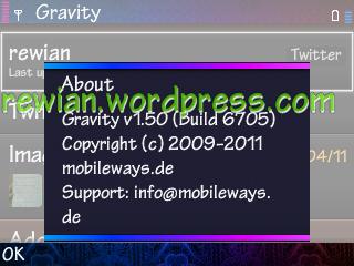 Gravity 1.50 (6705)