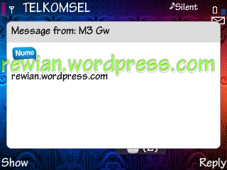 Numo SMS Preview v3.03