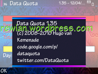 DataQuota 1.35