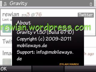 Gravity 1.50 (6710) Full Signed